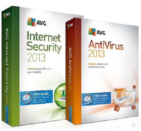 [MULTI3]  AVG Antivirus & Internet Security 2013 0.2.8.0.5 Final (32-bit)+CRACK