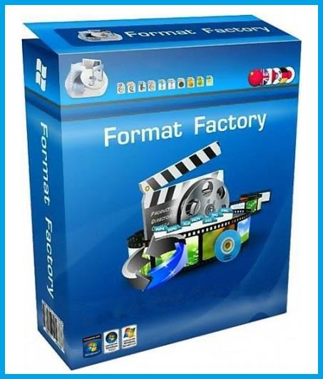 ������� ������ Format Factory3.8